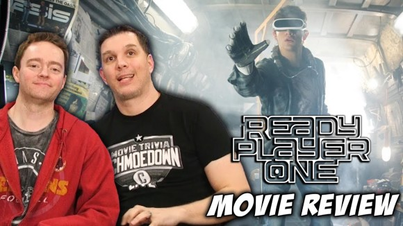 Schmoes Knows - Ready player one movie review