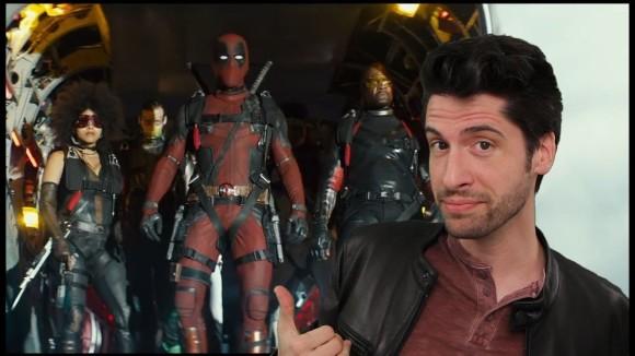 Jeremy Jahns - Deadpool 2 (the trailer) - review