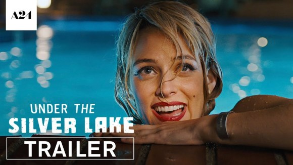 Under the Silver Lake - official trailer