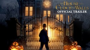 The House with a Clock in Its Walls (2018) video/trailer