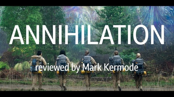 Kremode and Mayo - Annihilation reviewed by mark kermode