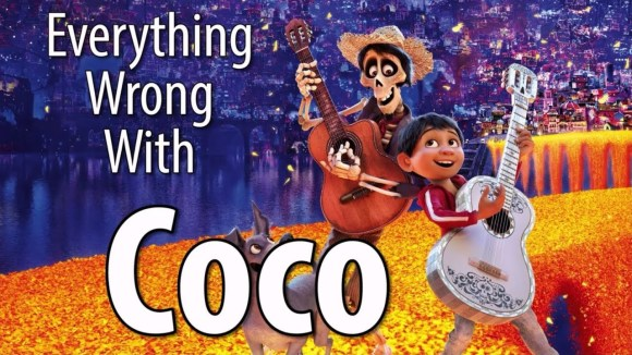 CinemaSins - Everything wrong with coco in 14 minutes or less