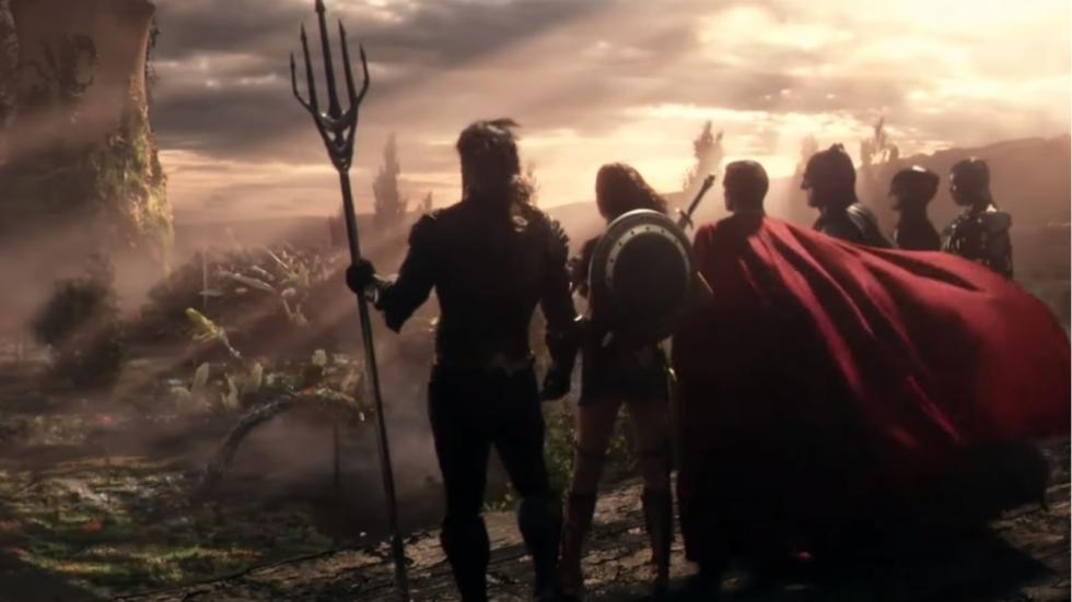 Blu-ray review 'Justice League' - Eindelijk de DC-helden bij elkaar!