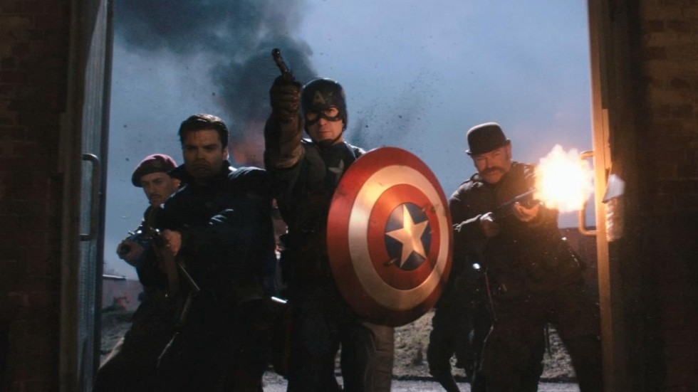 Captain America: The First Avenger - De weg naar 'Avengers: Infinity War'