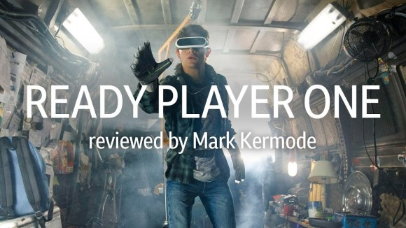 Kremode and Mayo - Ready player one reviewed by mark kermode