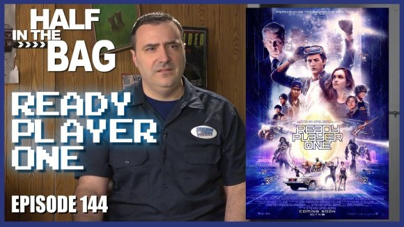 RedLetterMedia - Half in the bag: ready player one