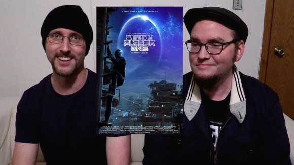Channel Awesome - Ready player one - sibling rivarly