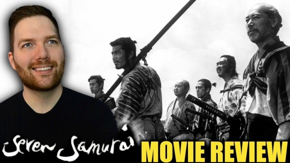 Chris Stuckmann - Seven samurai - movie review