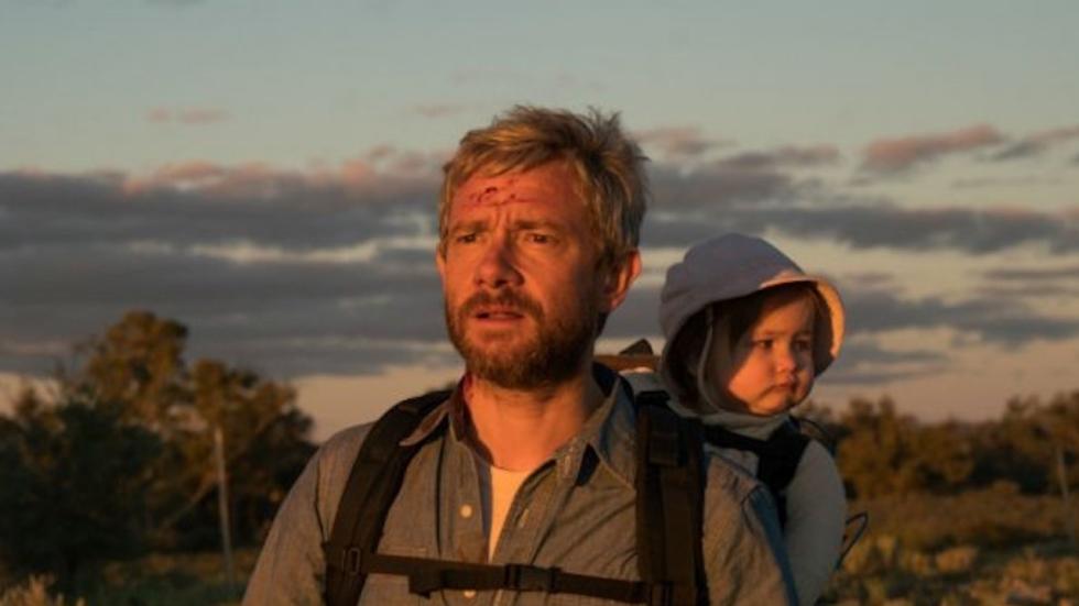 Martin Freeman is gebeten door zombie in trailer dramafilm 'Cargo'