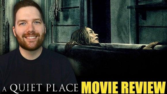 Chris Stuckmann - A quiet place - movie review