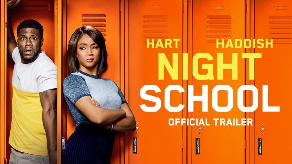 Night School - official trailer