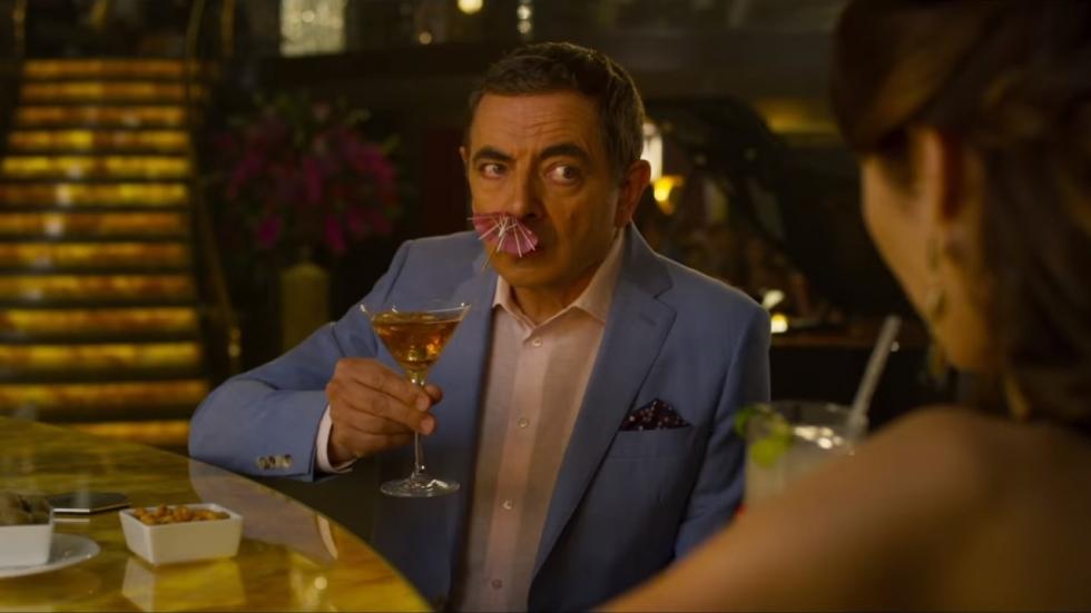 'Johnny English Strikes Again' in eerste trailer!