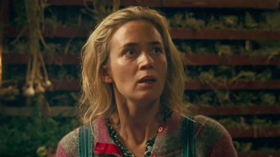 Hoe kwam Emily Blunt in de filmwereld terecht?