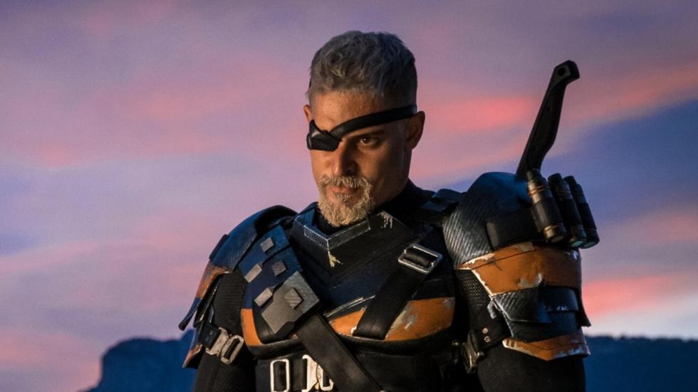 DC werkt nog steeds aan solofilm rondom slechterik Deathstroke