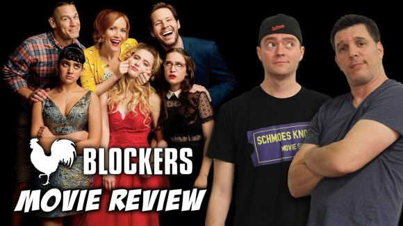 Schmoes Knows - Blockers movie review