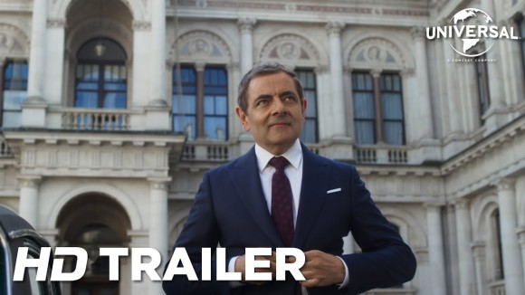 Johnny English 3 - trailer