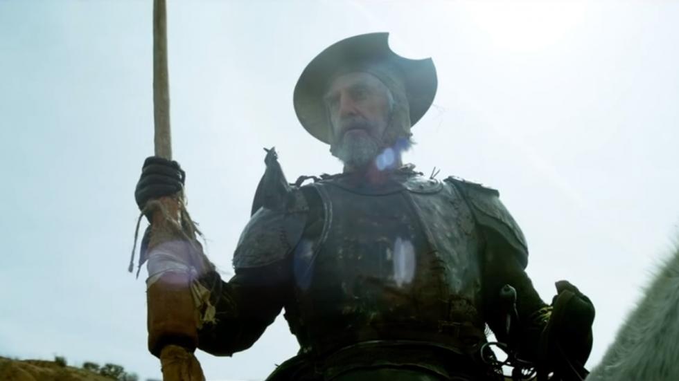 Eindelijk: Trailer voor 'The Man Who Killed Don Quixote' van Terry Gilliam