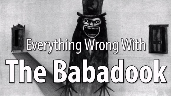 CinemaSins - Everything wrong with the babadook in 10 minutes or less