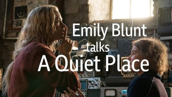 Kremode and Mayo - Emily blunt interviewed by clarisse loughrey