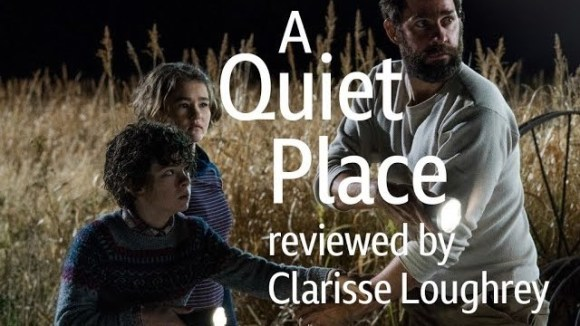 Kremode and Mayo - A quiet place reviewed by clarisse loughrey