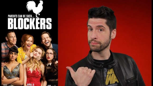Jeremy Jahns - Blockers - movie review