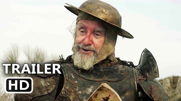 The Man Who Killed Don Quixote - official trailer