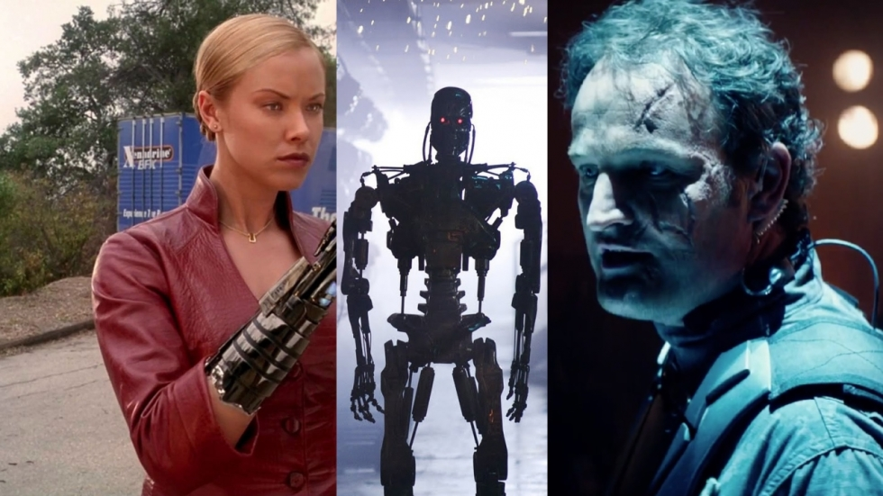 POLL: Beste Terminator-film na 'T2: Judgement Day'