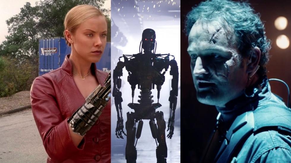 POLL: Beste Terminator-film na 'T2: Judgement Day'