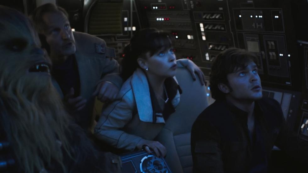 Bekijk de gloednieuwe trailer van 'Solo: A Star Wars Story'!