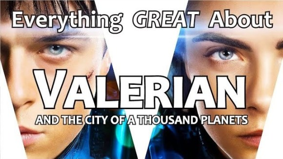 CinemaWins - Everything great about valerian and the city of a thousand planets!