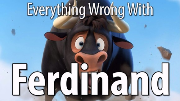 CinemaSins - Everything wrong with ferdinand in 16 minutes or less