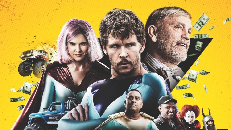 Roofoverval van comiccon in trailer maffe komedie 'Supercon'