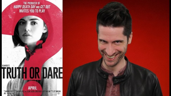 Jeremy Jahns - Truth or dare - movie review