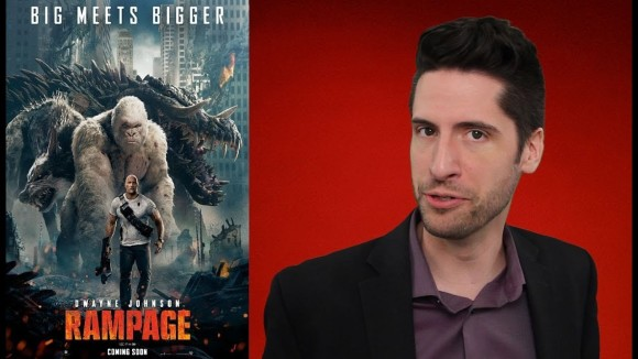 Jeremy Jahns - Rampage - movie review