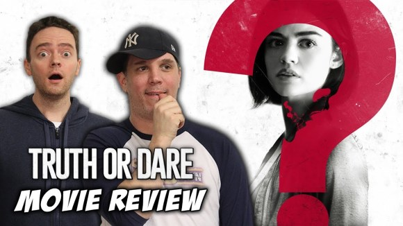 Schmoes Knows - Truth or dare movie review