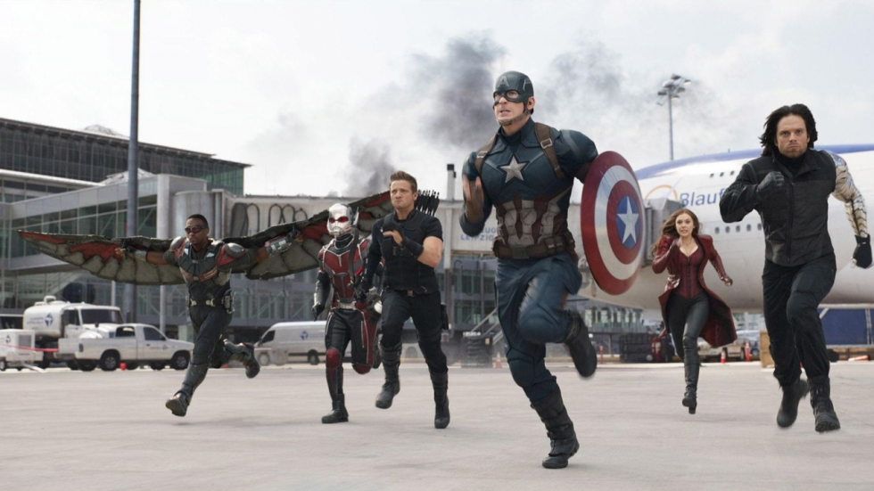 Captain America: Civil War - De weg naar 'Avengers: Infinity War'