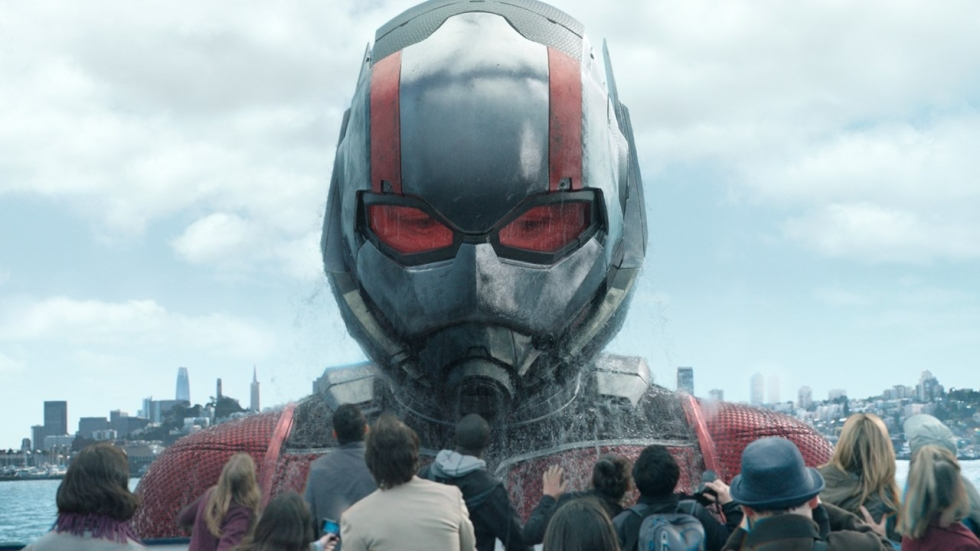 Nieuwe trailer 'Ant-Man and the Wasp'!
