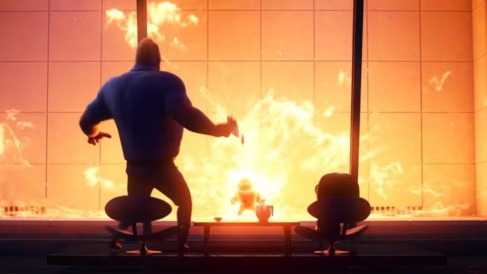 Trailer 'Incredibles 2' toont duistere superschurk!