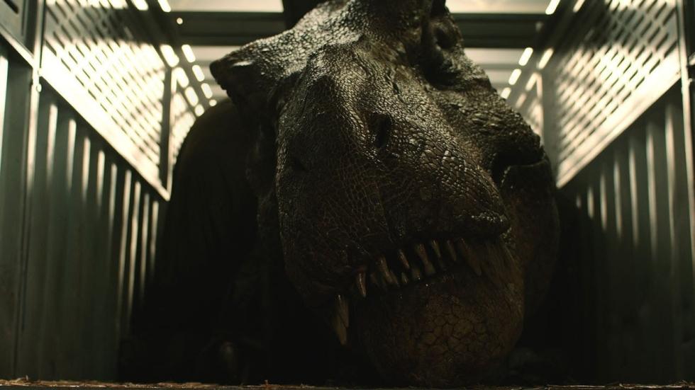 Trailer-tease 'Jurassic World: Fallen Kingdom'!