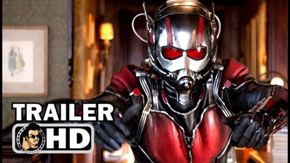 Ant-Man and the Wasp - international trailer