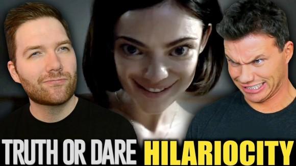 Chris Stuckmann - Truth or dare - hilariocity review