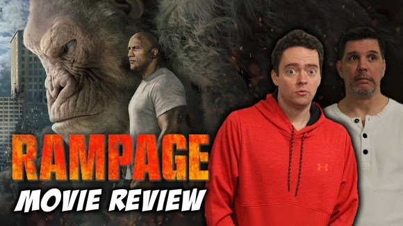 Schmoes Knows - Rampage movie review