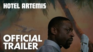 Hotel Artemis (2018) video/trailer