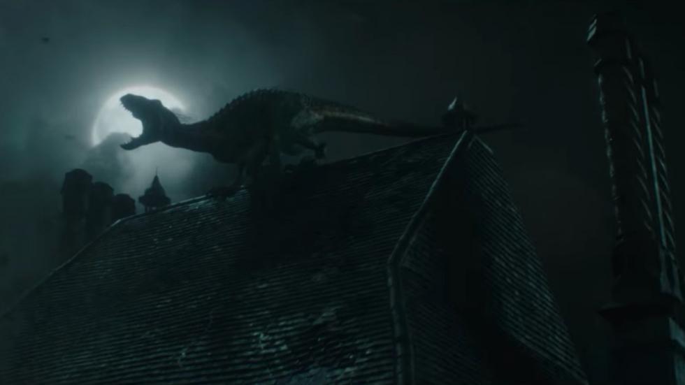 Onthullende laatste trailer 'Jurassic World: Fallen Kingdom'!