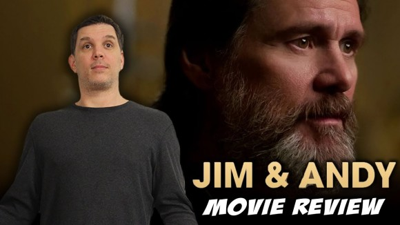 Schmoes Knows - Jim & andy: the great beyond documentary review