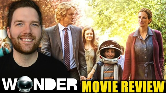 Chris Stuckmann - Wonder - movie review