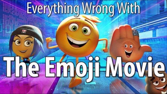 CinemaSins - Everything wrong with the emoji movie