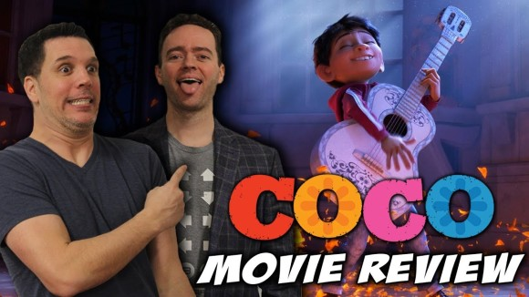 Schmoes Knows - Coco movie review
