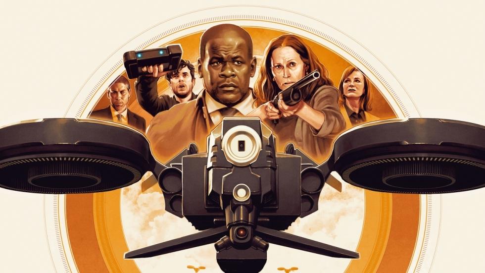 Drones zijn ultieme gevaar in trailer dystopische sci-fi 'Hover'