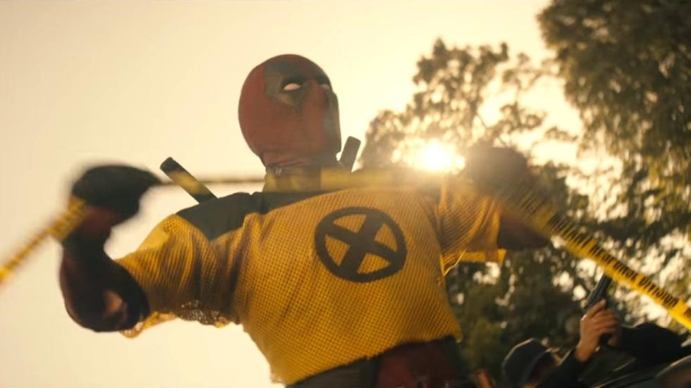 Geinige laatste trailer 'Deadpool 2'!